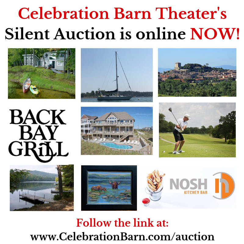 Celebration Barn Theater | Maine's Center for Immersive